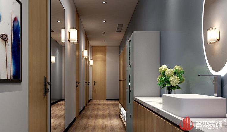 美容院走廊装修