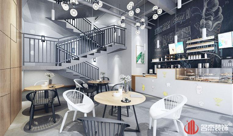 奶茶店装修设计