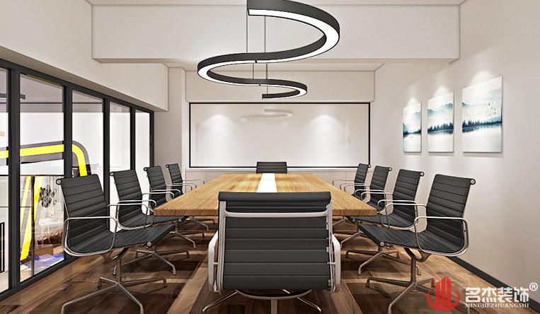 兰博基尼会议室设计