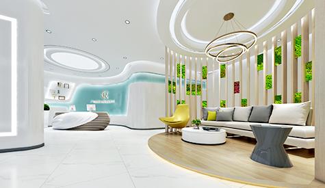 广州娇若生物科技办公室设计